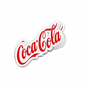 استیکر لپتاب کوکاکولا