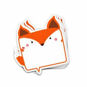 استیکر روباه