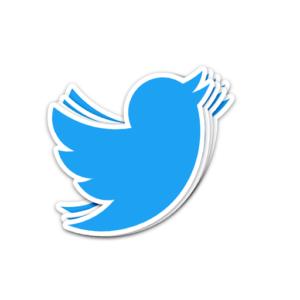 استیکر توییتر