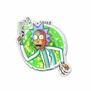 استیکر Rick
