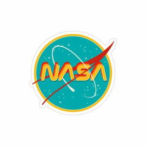 استیکر ناسا