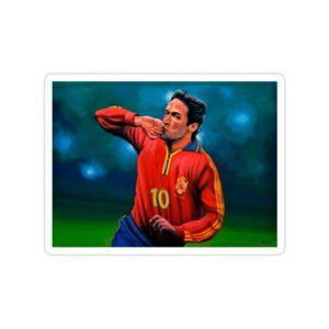 استیکر رئال مادرید – رائول اسپانیا