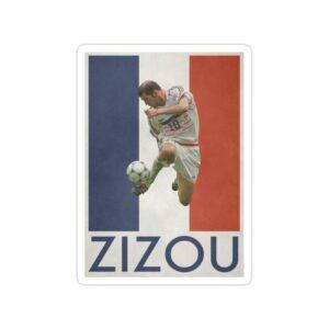 استیکر رئال مادرید – زیزو