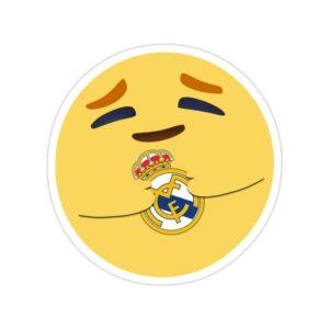 استیکر رئال مادرید – مینیمال