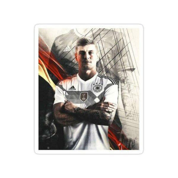 استیکر رئال مادرید – تونی کروس آلمان
