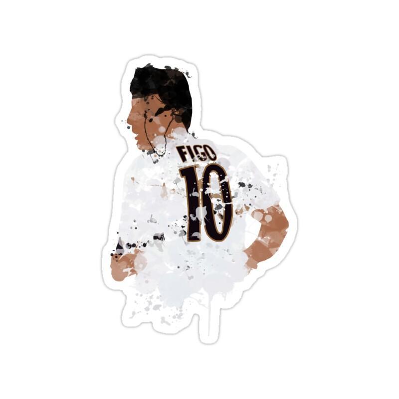 استیکر رئال مادرید – لوییز فیگو