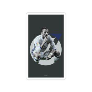 استیکر رئال مادرید – رونالدو ستاره مادرید