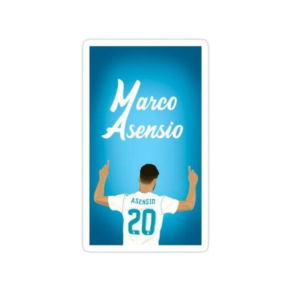 استیکر رئال مادرید – مارکو آسنسیو