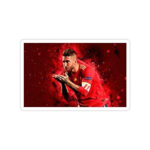 استیکر رئال مادرید - راموس اسپانیا