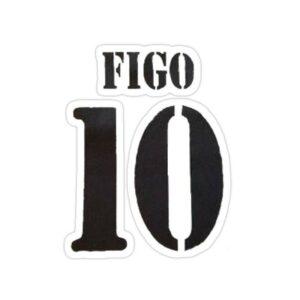 استیکر رئال مادرید - شماره لوییز فیگو