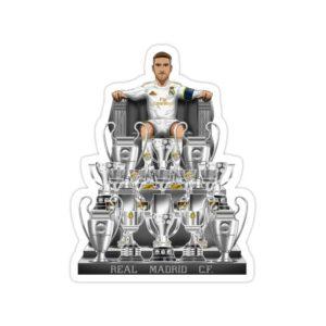 استیکر رئال مادرید – راموس بر بام افتخارات