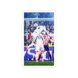 استیکر رئال مادرید – گل تاریخی راموس در فینال لیگ قهرمانان