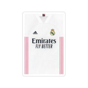 استیکر رئال مادرید - کیت فصل ۲۰۲۰/۲۱ رئال مادرید