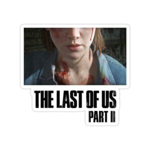 استیکر The Last of Us قسمت دوم