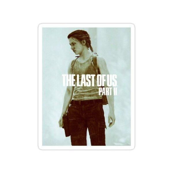 استیکر The Last of Us – الی - قسمت دوم