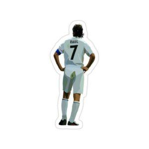 استیکر رئال مادرید - رائول گونزالس