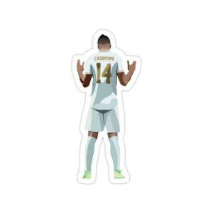 استیکر رئال مادرید - کاسیمیرو