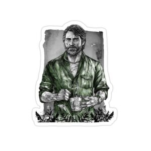 استیکر The Last of Us - جوئل