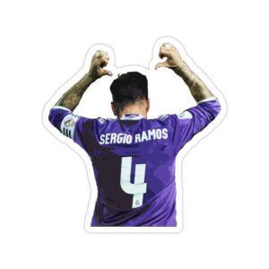استیکر رئال مادرید - سرخیو راموس