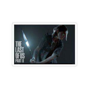 استیکر The Last of Us - الی