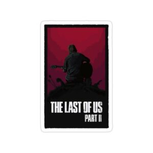 استیکر The Last of Us - قسمت دوم - الی