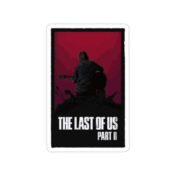 استیکر The Last of Us - قسمت دوم - الی