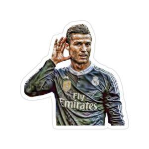 استیکر رئال مادرید - کریس رونالدو