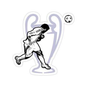 استیکر رئال مادرید - گل تاریخی راموس در فینال