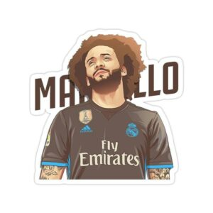 استیکر رئال مادرید – مارسلو