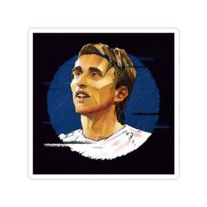 استیکر رئال مادرید – لوکا مودریچ
