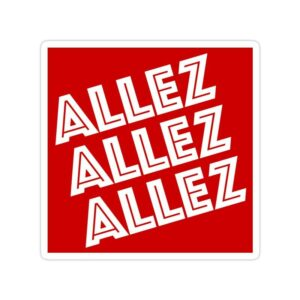 استیکر لیورپول - شعار هواداران لیورپول