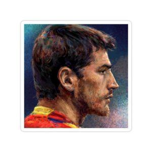 استیکر رئال مادرید – ایکر کاسیاس