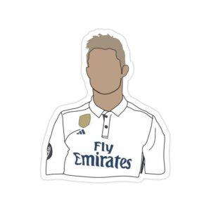 استیکر رئال مادرید – کریس رونالدو