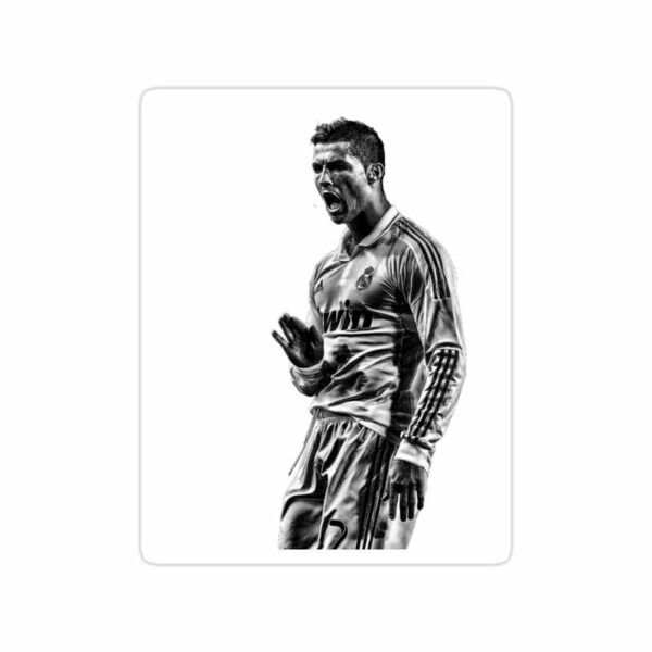 استیکر رئال مادرید – کریستیانو رونالدو