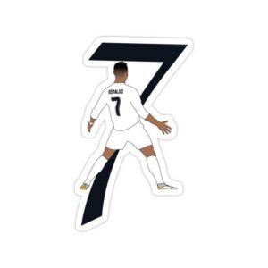 استیکر رئال مادرید – رونالدو شماره هفت