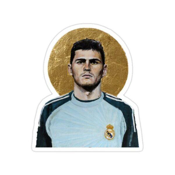 استیکر رئال مادرید – سن ایکر مقدس!