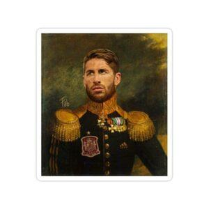استیکر رئال مادرید – ژنرال راموس