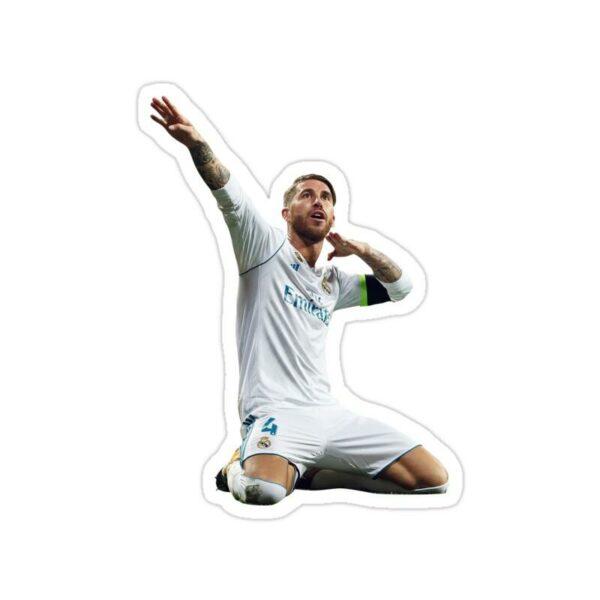 استیکر رئال مادرید – کاپیتان راموس