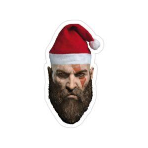 استیکر خدای جنگ - کریتوس بابانوئل!
