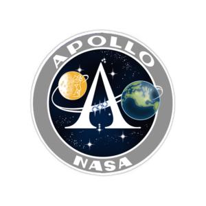 استیکر ناسا - سفینههای آپولو
