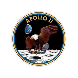 استیکر ناسا - آپولو ۱۱