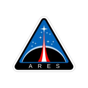 استیکر ناسا - سفینههای آرتمیس