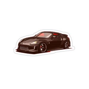 استیکر نیسان - Nissan z370