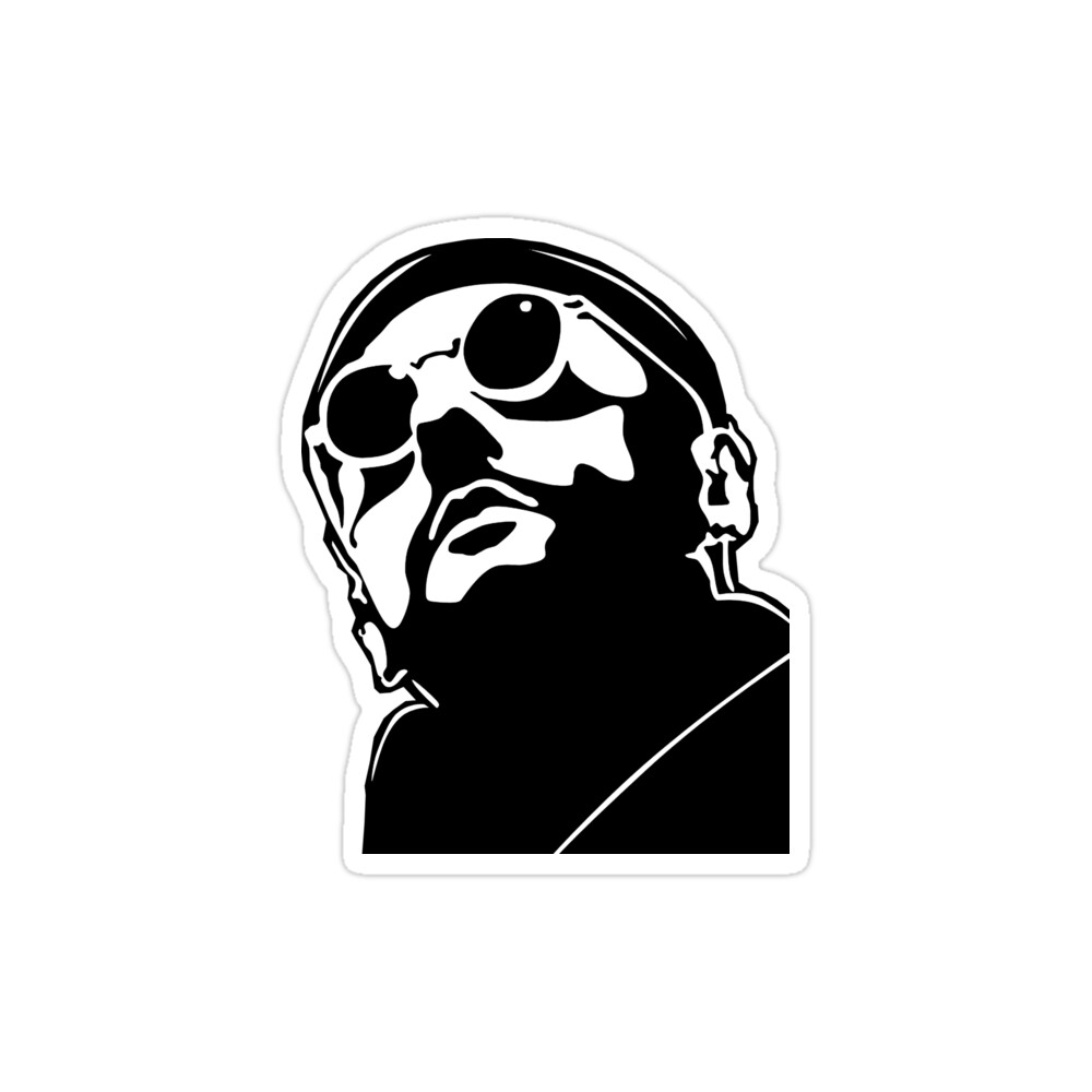 استیکر لپ تاپ لئون