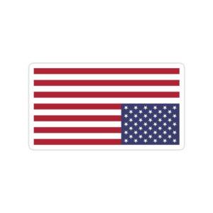 استیکر خانه پوشالی – سقوط آمریکا نزدیک است!