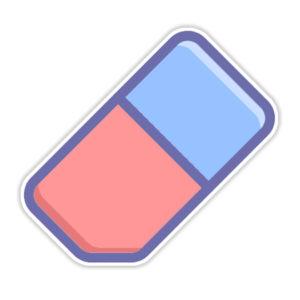 استیکر لپ تاپ - پاککن نوستالژیک