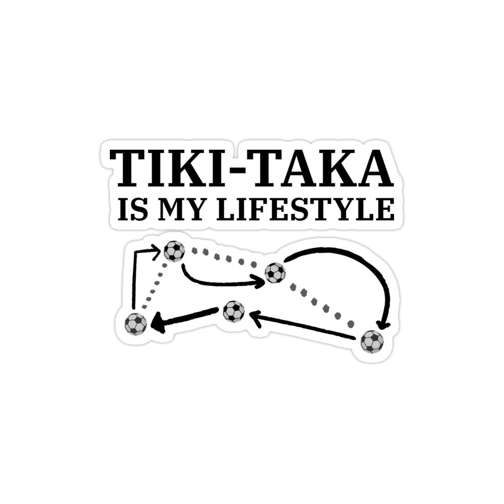 استیکر لپ تاپ تیکی تاکا