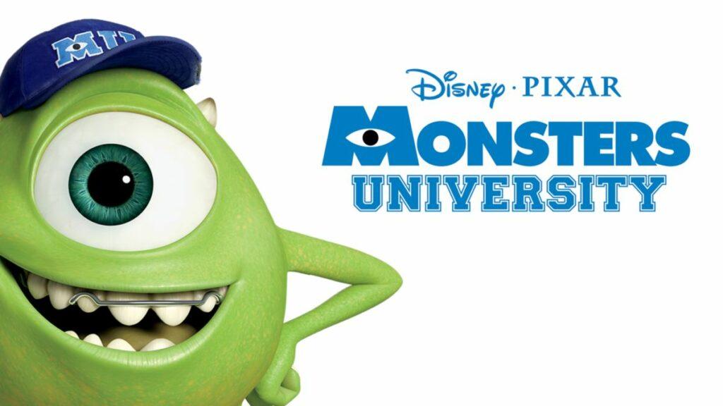 انیمیشن دانشگاه هیولاها توسط استودیو پیکسار ساخته و توسط والت دیزنی توزیع شده است. این انیمیشن پیش درآمدی بر انیمیشن کارخانه هیولاها است.