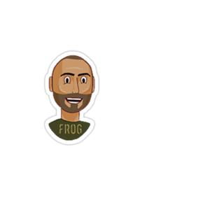 استیکر لپ تاپ – جواد