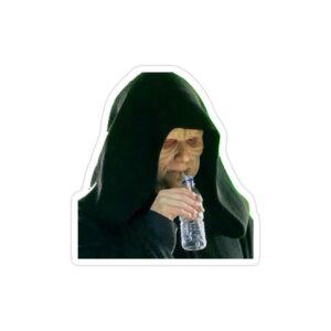 استیکر لپ تاپ پالپاتین